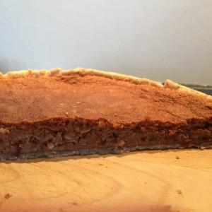 image tarte aux noix